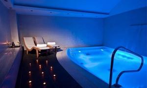 Hotel Lunetta Spa: Spa benessere di coppia con massaggio e aperitivo all'Hotel Lunetta Spa, in centro storico a Roma (sconto fino a 39%)