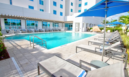 Stay at Hilton Garden Inn Miami Dolphin Mall in Sweetwater, FL