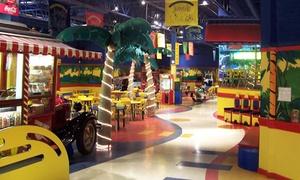 Parc récréatif Jungle Adventure: 22 C$ pour une journée au parc récréatif Jungle Adventure pour 2 enfants et 2 adultes (valeur de 38,95 C$)