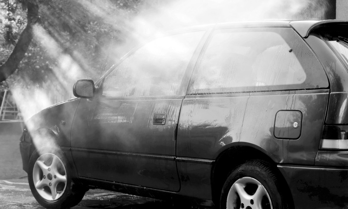 Personal Touch Car Wash - Torrington: $19.99 for Three Months of Unlimited Platinum Car Washes at Personal Touch Car Wash ($74.85 Value)
