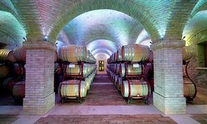 BORGO LA CACCIA: Borgo la Caccia - Degustazione di vini con salumi, formaggi e dessert