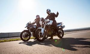 ADAC Fahrsicherheitszentrum Nordbayern: 8,25 Std. ADAC Motorrad-Intensiv-Training mit dem ADAC Fahrsicherheitszentrum Nordbayern (bis zu 26% sparen*)