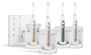 Elite Sonic Toothbrush with UV Sanitizing Charging Base