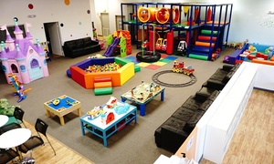 Up to 45% Off Indoor Playgrounds at Fidgets Indoor Playground, plus 9.0% Cash Back from Ebates.