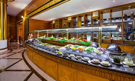 Iftar Buffet with Free Flowing Beverages for Up to 12 at Citrus   Corniche Hotel Abu Dhabi (Up to 58% Off)