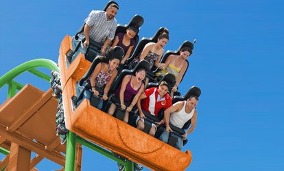 image for Two Daily Admission Tickets to Darien Lake Theme Park Resort (Up to 51% Off)