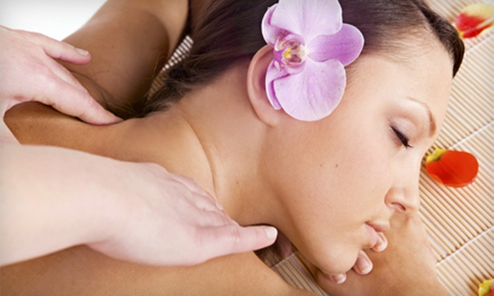 Emily Robinson at Face to Face - San Luis Obispo: One or Three Shiatsu Massages from Emily Robinson at Face to Face (Up to 51% Off)