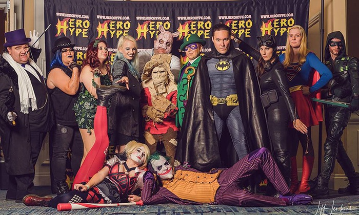 Hero Hype Gaming Expo - Up To 40% Off - Miami, FL | Groupon