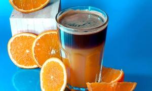 Dowolna kawa (od 9,99 zł) z ciastkiem (od 18,99 zł) w kawiarnii Dobro&Dobro – 6 lokalizacji