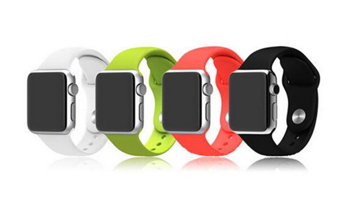 Bracelet interchangeable pour Apple Watch 38 ou 42 mm