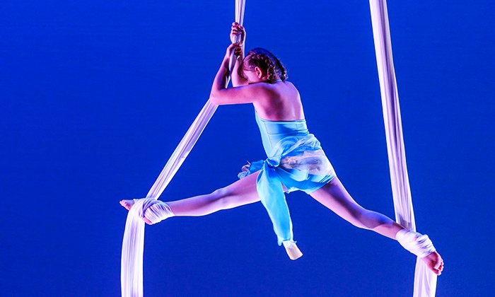 Iluminar Aerial - Broomfield: Kids' or Adult Classes at Iluminar Aerial (Up to 62% Off)