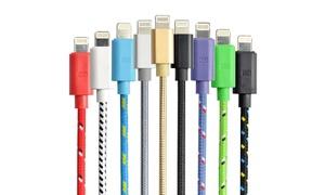 (PromotionHigh-Tech) Câble Tressé Apachie pour Apple