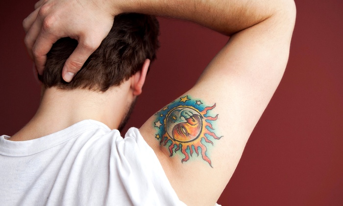 "Le Reve Medical Spa - Rittenhouse Square: Three Laser Tattoo-Removal Sessions for Up to 3""x3"" or 4""x4"" Area at Le Reve Medical Spa (Up to 92% Off)"