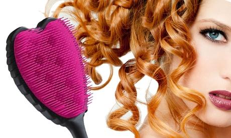 Cepillo desenredante de cabello Ángel por 14,90 € (55% de descuento) Oferta en Groupon