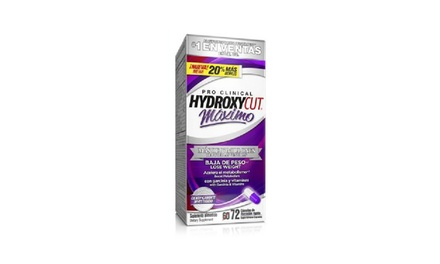 Hydroxycut Maximo Weight-Loss Supplement (72-Count)