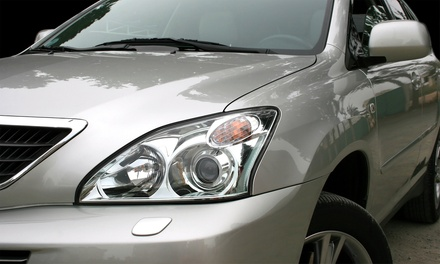 Interior and Exterior Detail for a Car or an SUV, Truck, or Van at CHC Auto Sales (Up to 51% Off)
