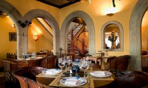 Maria Felix: Cena o almuerzo gourmet mexicano de tres pasos para dos en María Félix. Elegí sucursal