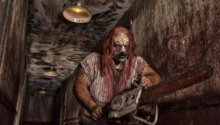 Haunted House Admission for One, Two, or Four at Scarehouse Windsor (Up to 25% Off). Nine Options Available.
