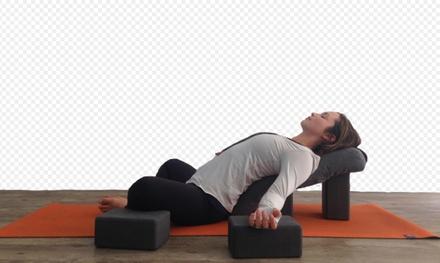 Five- or Ten-Class Pass at Saraswati's Yoga Joint (Up to 48% Off)
