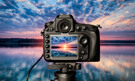 $39 for a Photography and Photoshop AllinOne Bundle Online Course Don't pay $2159