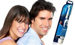 (Beauté)  Brosse à dents Oral B -71% réduction