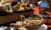3-Course Indian Feast + Wine