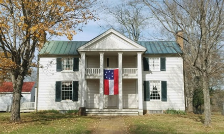 Admission for One, Two or Four to Sam Davis Home and Museum (Up to 40% Off)