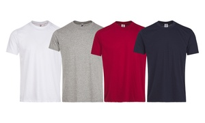 Pack 4 t-shirt Homme