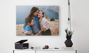 Up to 89% Off Custom XXXL Canvas Prints from CanvasOnSale at CanvasOnSale, plus 6.0% Cash Back from Ebates.
