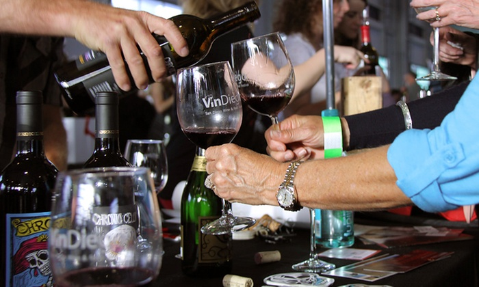 VinDiego Wine and Food Festival - Courtyard by Marriott at Liberty Station: A Passion For Pinot Noir, Reserve Chardonnay and More($85 Value)