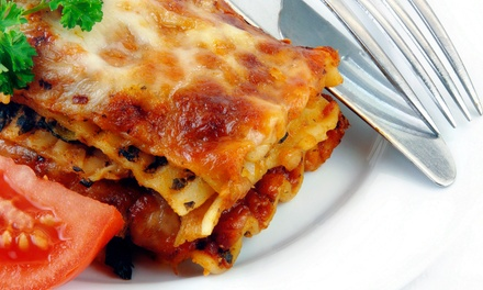 $15 for $25 Worth of Greek and Italian Cuisine at Olive Tree Greek & Italian Cuisine