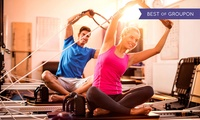 Choice of Five Pilates Classes at Absolute Pilates (68% Off)