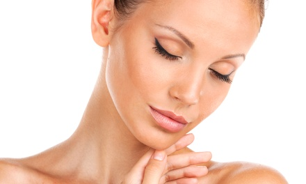 Three or Six Skin-Tightening Treatments at Deldor Laser Center (Up to 80% Off)