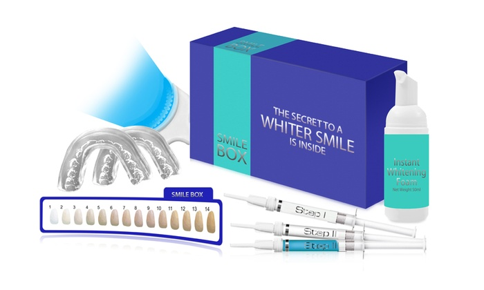 Advanced Teeth Whitening USA: Teeth-Whitening System & Lifetime Gel Refills with Free Shipping from Advanced Teeth Whitening USA ($199 Value)