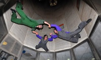 Indoor Skydiving Experience for Up to 12 People with Optional Food and Drinks at Space Walk (Up to 50% Off)