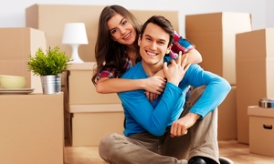 Everest Moving: Two Hours of Moving Services with Two or Three Movers from Everest Moving & Storage (Up to 41% Off)
