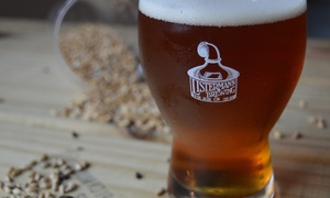 Danny Mixwells: Beer-Making Class Dinner Party for Two or Four at Danny Mixwells (Up to 53% Off)