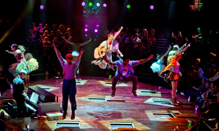 """""""Godspell"""" - Cameo Theatre: """"Godspell"""" for Two at Cameo Theatre on April 27–May 18 (Up to 50% Off)"""