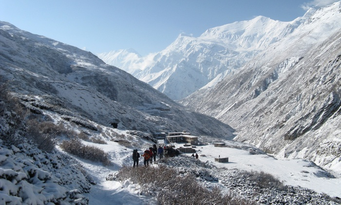 Trekking  Guide Team  adventure  Pv. Ltd - kathmandu: Nepal: 14-Night Annapurna Base Camp Trek for One, Two or Four with Accommodation, Breakfast, Transport and Guide