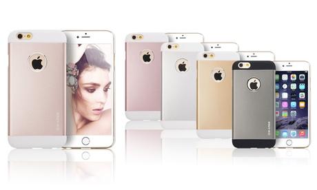 G-Case Grander Series Ultra-Slim Aluminum Armor Case for iPhone 6/6S or 6/6S Plus 99570a6c-acf9-11e6-a215-00259069d7cc