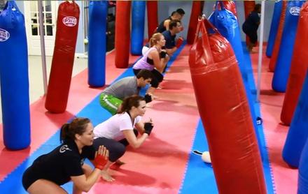 Up to 73% Off Classes at Bangkok Boxing Fitness