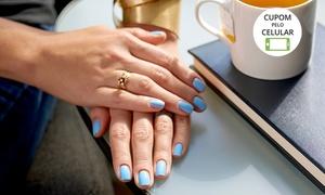 Camarim Studio Beauty: Camarim Studio Beauty – Contagem: 1, 2 ou 3 visitas de manicure e pedicure