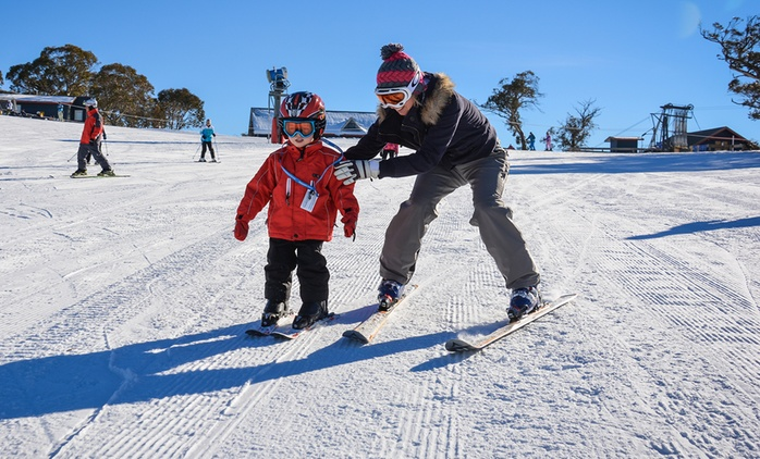 Snowy Mountains, Selwyn: One-Day Lift Pass for One at Selwyn Snow Resort