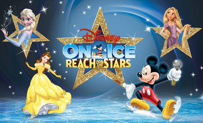 image for Disney On Ice presents Reach For The Stars on (December 13–17)