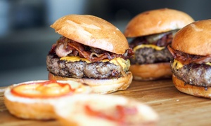 Food and Drink for up to Four or More at Lewis and Clark (Up to 55% Off)