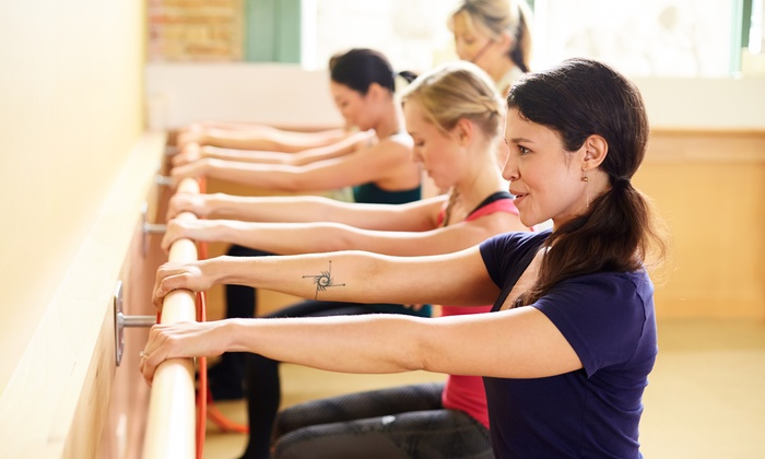 Fitness Meets Dance - New York: 4 or 8 Barre-Fitness Classes at Fitness Meets Dance (Up to 51% Off)