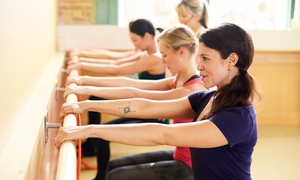 Balance Yoga Barre: 10 Drop-In Classes or One Month of Hot Yoga, Hot Pilates, and Barre at Balance Yoga Barre (Up to 75% Off)