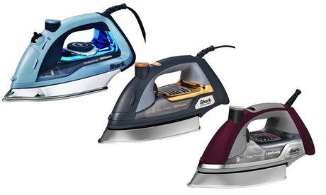Shark Professional Series Steam Iron (Certified Refurbished) photo