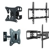 "Argom Fixed, Tilt, or Full Motion TV Wall Mounts for 13""- 70"" TVs"