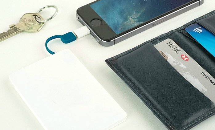 Up to Four Credit Card-Sized Power Banks from AED 49 (Up to 82% Off)